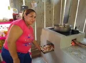 New fuel-efficient stove