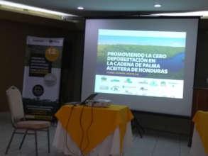 Zero Deforestation event