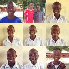 Project Wezesha Boys