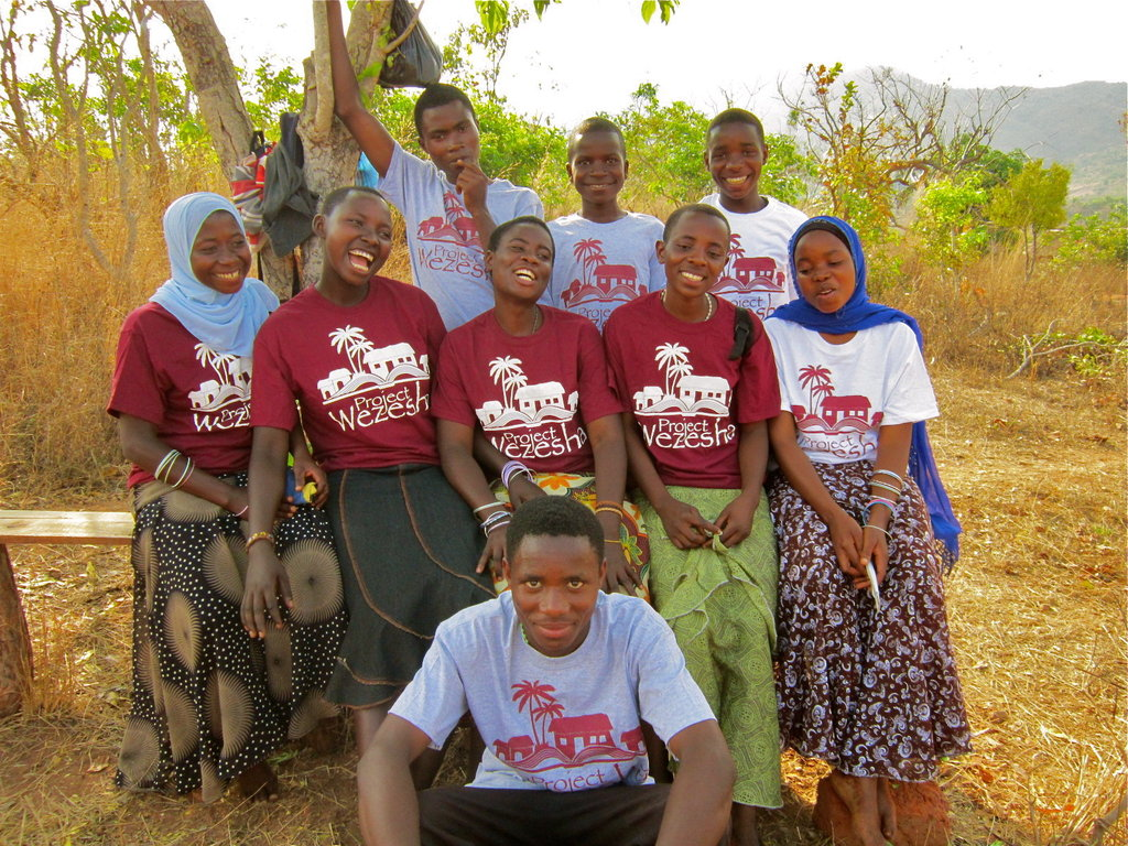 Educate Children in Western Tanzania