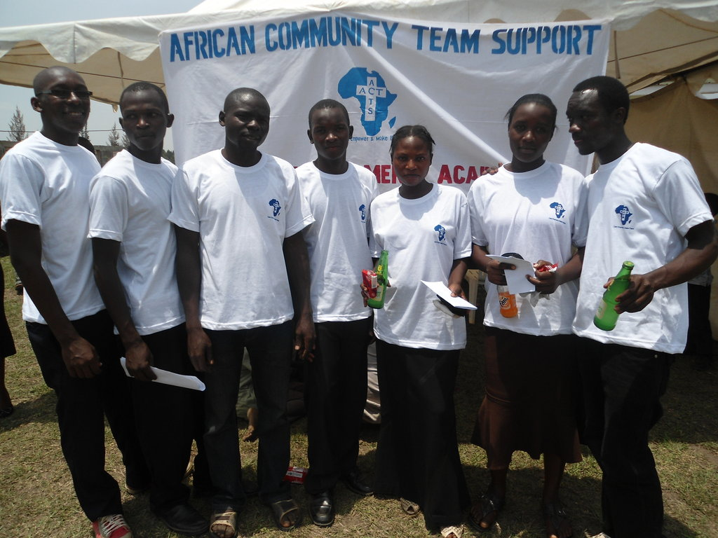 The Empowerment Academy for victims in Uganda