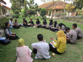 Outdoor English Classes