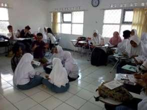 English class room