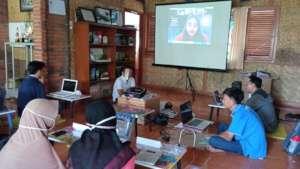 YUM's English online class with Binus University