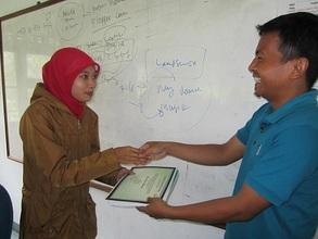 Certificate Distribution of Computer Workshop