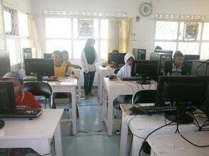 Computer kids class on Sunday