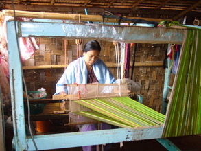 Weaving - A sustainable income generating project
