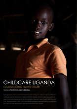 Young girl in Gulu