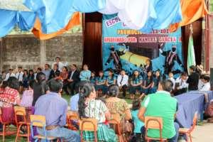 Primary School graduation ceremony in 2017