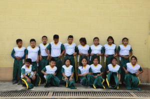 Chukmuk Primary School scholarship recipients