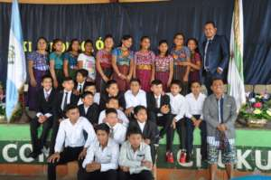 Chukmuk Primary School Class of 2019