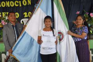 Primary School graduation ceremony in 2019