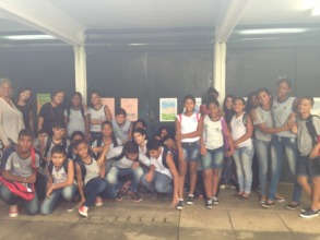 The whole class!