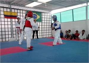 Taekwondo is los of fun!