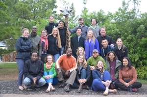 2013-2014 EWCL Class Picture