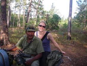 EWCL Alumni Melanie Sorensen in Belize