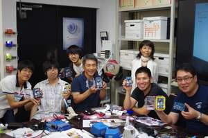 Aizu build event