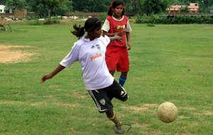 Bending like Beckham bhai