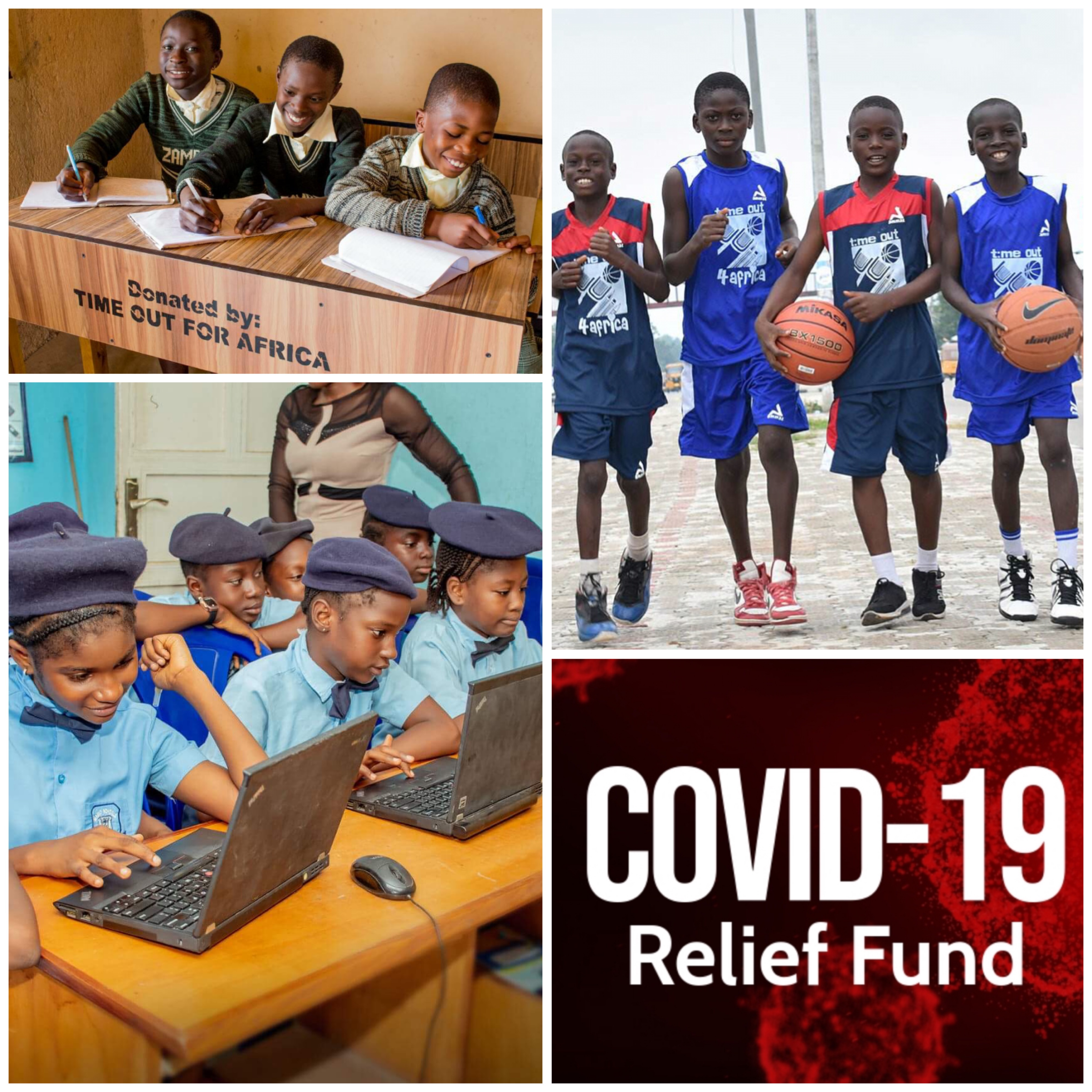 Image for COVID - 19 Relief Fund.
